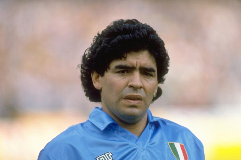 Ez a 20 éves bombázó Diego Maradona lánya - Dalma színésznő lett