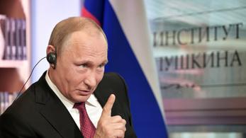 Putyin: Hazafias orosz hekkerek is nekimehettek az USA-nak