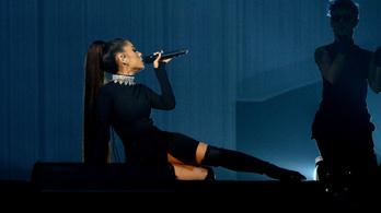 Percek alatt elkelt minden jegy Ariana Grande manchesteri koncertjére