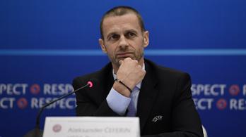 Az UEFA is nemet mond a modern futballra: nem kell a BL-be a videóbíró!
