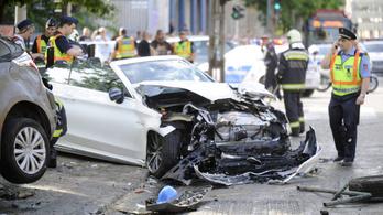 Hogy történhetett a Dózsa György úti baleset?