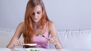 Gluténérzékenységgel járhat az anorexia és fordítva