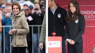 Katalin hercegné ezúttal a Superga eladásait duplázta meg