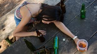 Nem csak részegen vagy elviselhetetlen