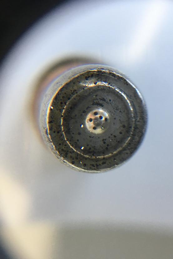 Ez a befecskendező egy V-Powerrel járó motorból lett kiszerelve