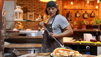 Mit keres egy magyar a pizza világbajnokságon?