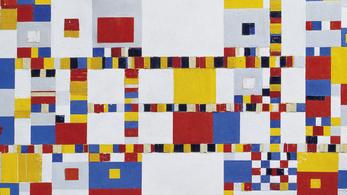 Megnyílik minden idők legnagyobb Mondrian-kiállítása