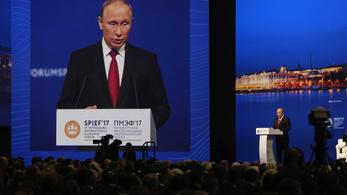 Putyin megvédte a klímaegyezményből kilépő Trumpot