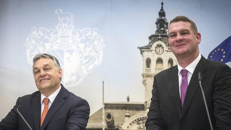 Most Orbán a népszerűbb, vagy Botka?