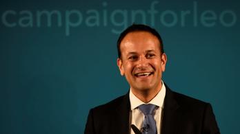 Írország következő miniszterelnöke egy meleg, indiai származású férfi lehet