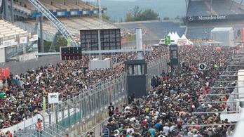 Terrorveszély miatt kiürítik a német Rock Am Ring fesztivál területét