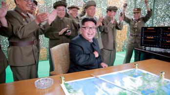 USA: Észak-Korea valódi veszélyt jelent az egész világra