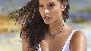 Instahíradó: Soha nem látott bikinis fotókkal jelentkezett Palvin Barbara