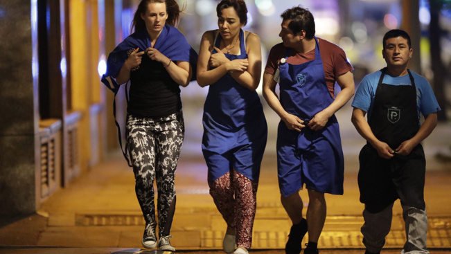 Londoni terrortámadás: hét halott, ötvennél is több sérült