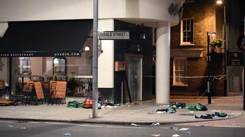 Az Iszlám Állam magára vállalta a londoni terrortámadást
