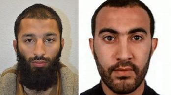 Két londoni terroristát megnevezett a rendőrség