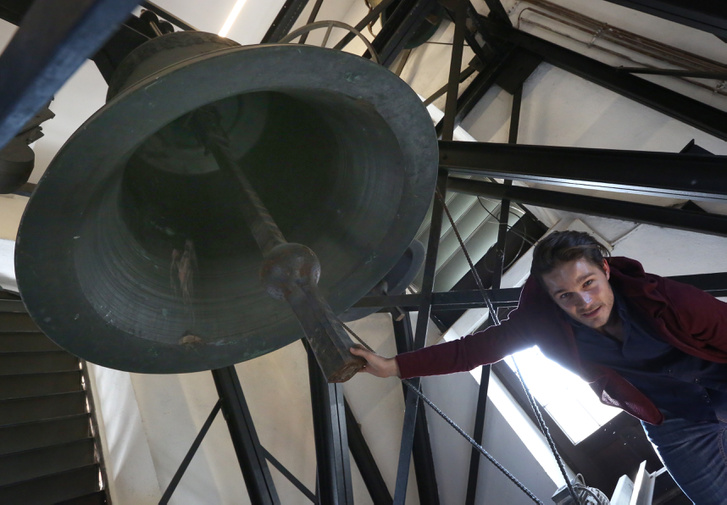 A Notre Dame-i toronyőr - Veréb Tamás