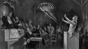 325 éve végezték ki az első salemi boszorkányt