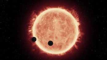 Csillagoknál is forróbb bolygót fedeztek fel