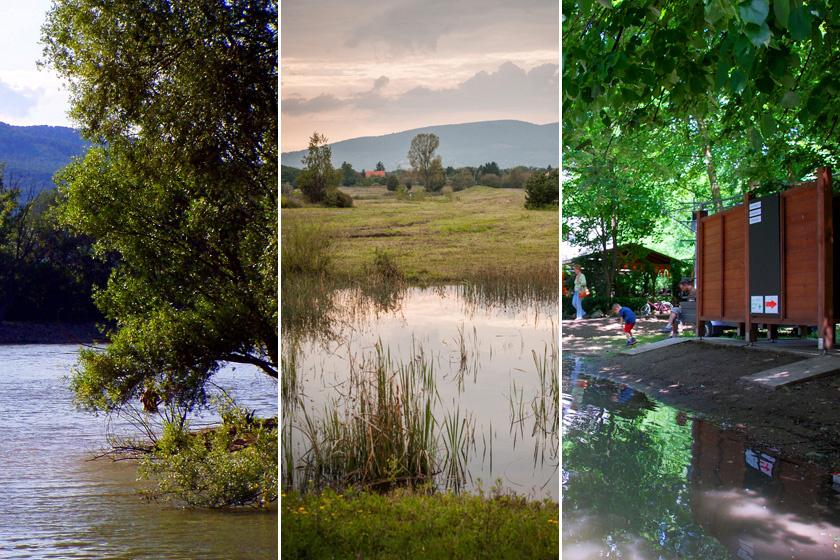 A Gödi-sziget a Duna-Ipoly Nemzeti Park része páratlan vízi élővilágával. A homokszigetre akár gyalog is át lehet gázolni. A közelben ártéri erdő, szabadstrand és golfpálya várja a turistákat.