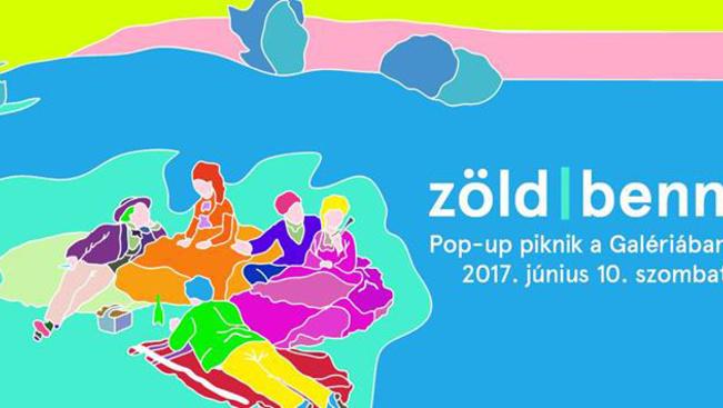 Rendhagyó pop-up piknik készül a Nemzeti Galéria elzárt tereiben