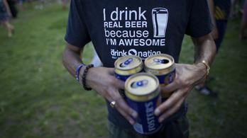 Már a mérsékelt ivás is agykárosodást okoz