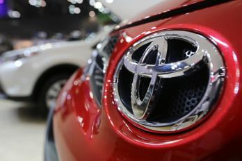 A Toyota lenyomta a német luxusmárkákat