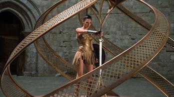 A Wonder Woman nyerte a 18. Aranytrailert