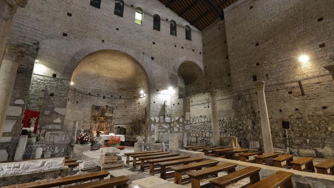 Több évtizedes felújítás után újranyílik Róma katakombarendszere
