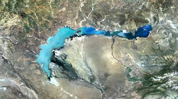 A tó, ami egyszerre édes- és sósvizű