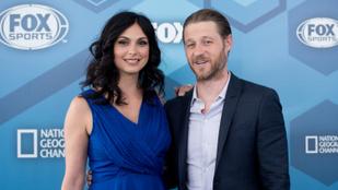 Nahát, a Gotham két főszereplője összeházasodott