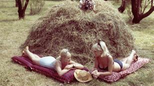 Régi nyarak Magyarországon: forróság, vízpart, 1966, kell ennél szebb?