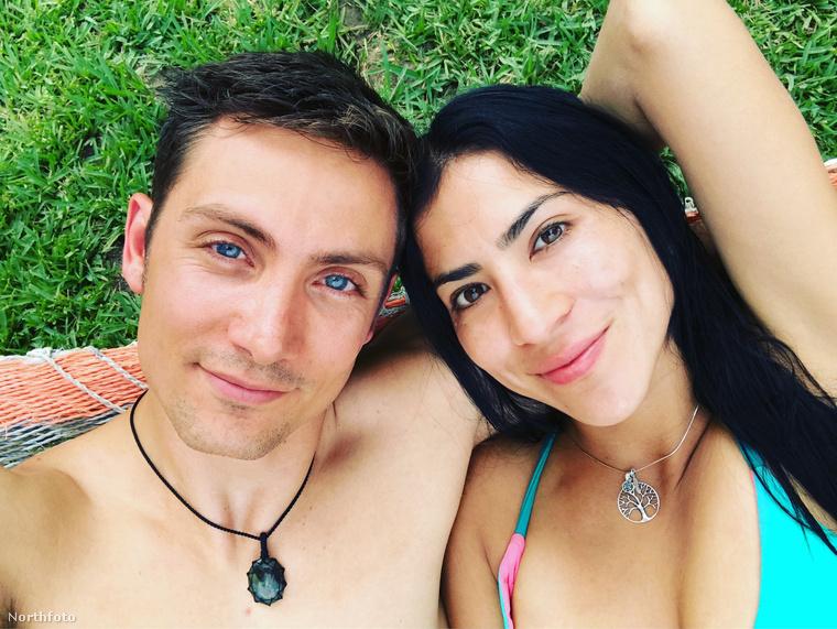 Mai posztunkban bemutatjuk a brit Amor Armitaget és férjét, Chaset