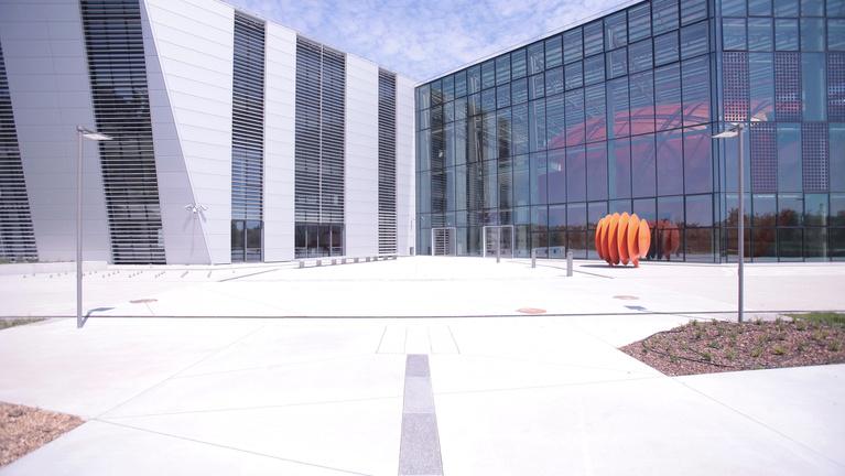 Szegedre hozták a 2001: Űrodüsszeia űrállomását
