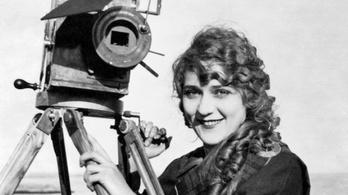 Csaknem a feledés homályába veszett az első női filmrendező
