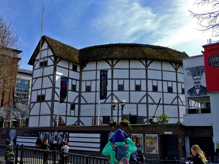 A Globe Színház ma