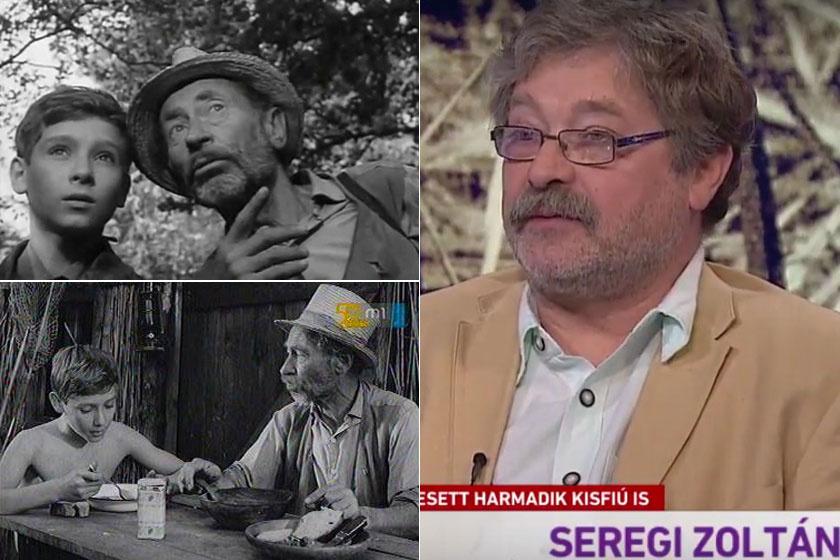 Tutajos és Matula bácsi a Tüskevárban, illetve Seregi Zoltán az M1 műsorában.