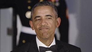 Lehet, hogy Beyoncé ikreinek nemét épp Barack Obama kotyogta el