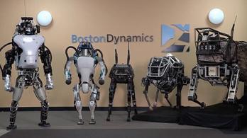 Japán óriás vette meg a Google robotos cégeit