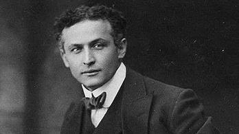 Egy magyar, aki egész életében a halált kísértette - Houdini, a világ legnagyobb bűvésze