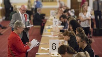 Soha nem volt még ennyi női képviselő a brit parlamentben