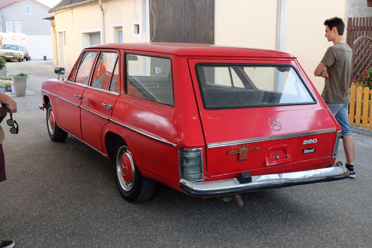 A vagyonokért vett argentin autó