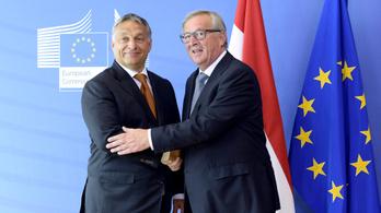 Juncker: Gyakran veszekszünk Orbánnal, ki szoktam akadni rá