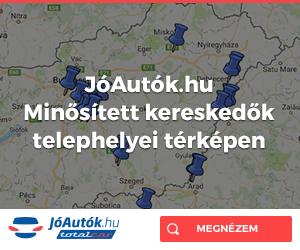 Minősített kereskedők térképe - JóAutók.hu