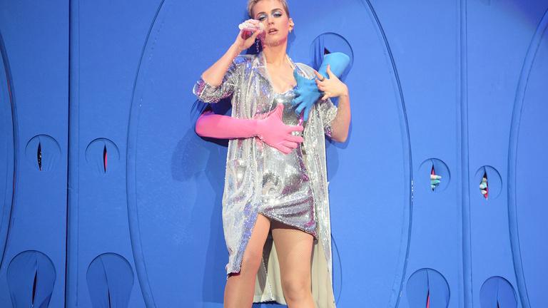 Trump miatt ennyire rossz Katy Perry?
