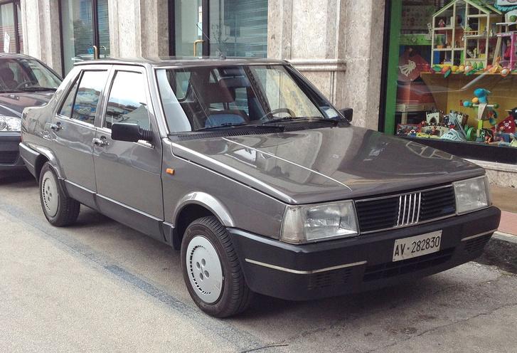 A szivatásbajnok: Fiat Regata