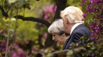 Trump egyelőre nem megy Londonba