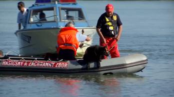Dunába fulladt egy 13 éves fiú Komáromnál