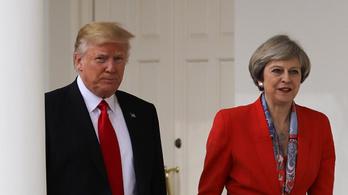 Hamis hír Trump londoni útjának elhalasztása?