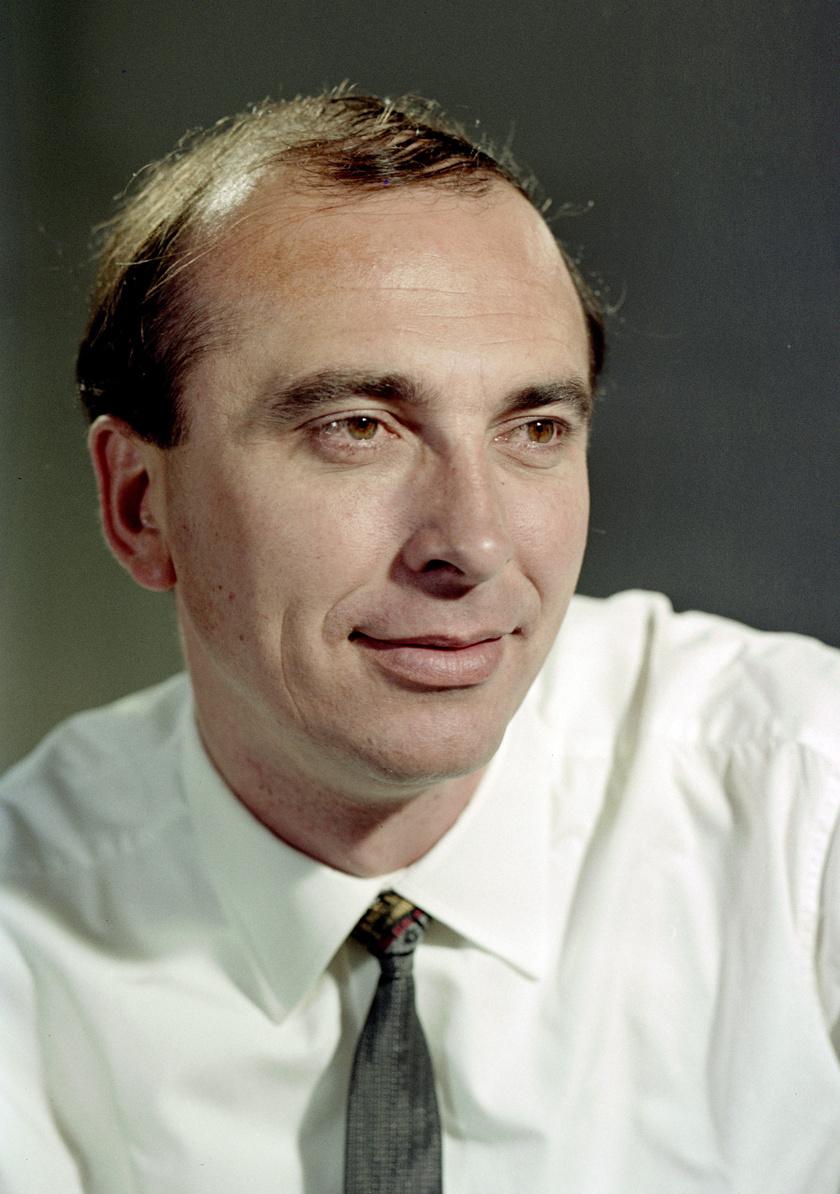 Kaló Flórián 1964-ben, 31 évesen